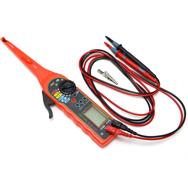 Auto Mobile Circuit Tester : Automotive circuit tester multi function car power