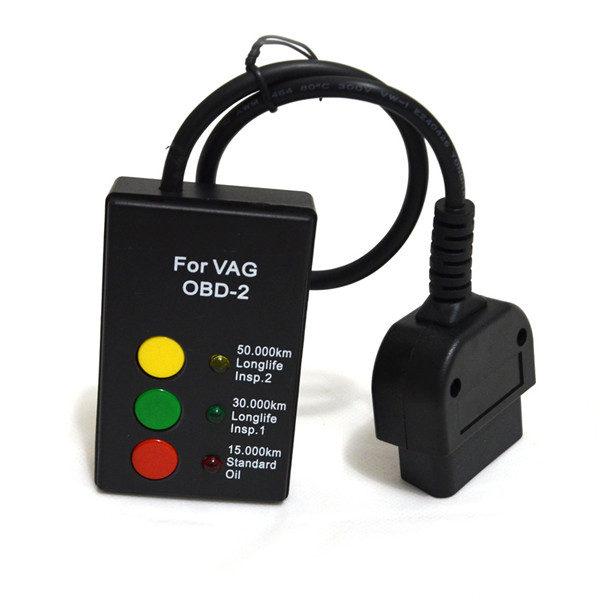 Car OBD 2 Diagnostic Oil Service Intervall Resetter VAG for Audi VW Seat Skoda